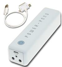 Slim Powerbank f. IPHONE IPAD SMARTPHONE Handy DIGICAM 3000mAh  (97191991)
