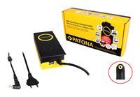 PATONA 90W Synchron Netzteil 5,5x2,1x12mm 19V inkl. USB Ausgang 2,1A (97192607)