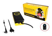 PATONA 90W Synchron Netzteil 4,5x3x10mm 19,5V inkl. USB Ausgang 2,1A (97192621)
