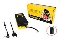 PATONA 90W Synchron Netzteil 4x1,35x10mm 19V inkl. USB Ausgang 2,1A (97192626)