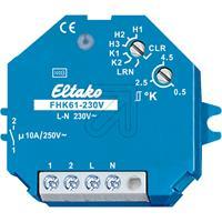 ELTAKO Funkaktor Heiz-Kühl-Relais FHK61- 230V (9829118055)