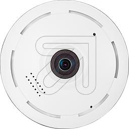 360° IP-Kamera Indoor 720P C360IP (9829120620)