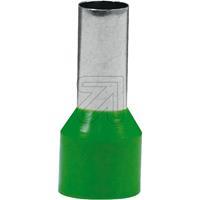 100er Pack Aderendhülsen grün 16 (9829166235)