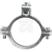 10er Pack Zinkdruckgußschellen 1Schraube 1 1/4 (9829171030)