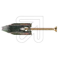 100er Pack BIS XL Einschlagdübel für Gipskarton (9829194645)