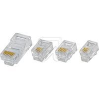10er Pack EGB-Modular Stecker 4/4 RJ 10 (9829235250)