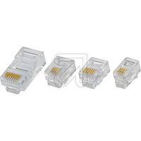 10er Pack EGB-Modular Stecker 6/6 RJ 12 (9829235270)