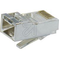 10er Pack EGB-Modular Stecker 8/8 RJ 45S geschirmt 72052 (9829235480)