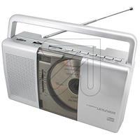 2-Bandradio mit CD RCD 1150 (9829321760)