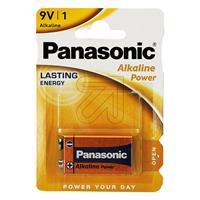12er Pack Panasonic Alkaline E-Block 6LF22APB/1BP (9829372550)