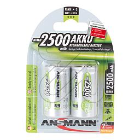 12er Pack NiMH-Akku Baby C 2500 mAh 5030912 (9829374555)