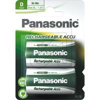 12er Pack Panasonic NiMH-Akku Mono P-20/2BC2800 HHR-1SRE/2B (9829374560)