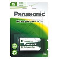 12er Pack Panasonic NiMH-Akku 9V-Block P-22/1BC170 HHR-9SRE/1B (9829374655)