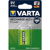 10er Pack Varta-Akku E-Block 200 mAh 56722101401 (9829375350)