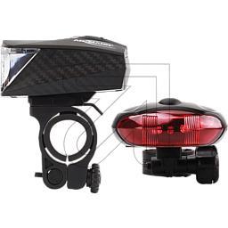 Fahrrad-Beleuchtungs-Set STVZO Ansmann (9829396980)