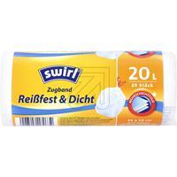 20 Liter Zugband Müllbeutel 100er Pack (9829477045)