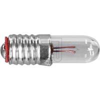 10er Pack Mini-Glühlampe 6 V 50 mA EB-5/6V 21206 (9829501010)