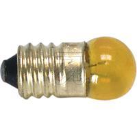 10er Pack Kugellampe gelb 3,5V 0,2A (9829501165)