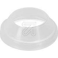 10er Pack Dichtmanschette für Illufassung E27 tran (zu 606220,606295,606310 u. 606315) (9829606320)