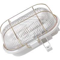 2er Pack Oval-Armatur IP44 100W grau 57-1200-00V2 (52-1201-002) (9829667410)