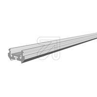 Alu Rund-Eckprofil 200cm APRE 200 (9829685695)