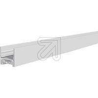Alu U-Profil flach 100cm APF 100 (9829685730)
