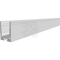 Alu U-Profil hoch 200cm APH 200 (9829685765)