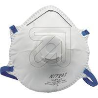 10er Pack Feinstaubmaske FFP2 mit Atemventil (9829770025)