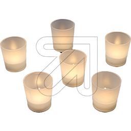 Kerzen flackernd 6er-Set 36307 (9829848040)