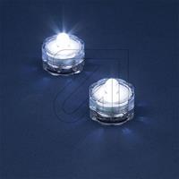Außen-Teelichter IP68 2-er Set w 06805 schwimmfähig (9829848050)
