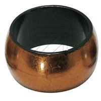 4er Pack Serviettenringe 5cm braun (9829863270)