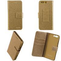 CARPE DIEM Book Case BLING für Huawei P10 - Gold (98397516114)