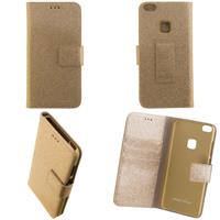 CARPE DIEM Book Case BLING für Huawei P10 Lite - Gold (98397516122)