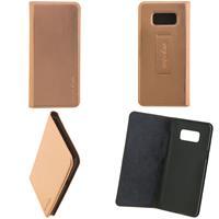 CARPE DIEM Book Case für Samsung Galaxy S8+ - Metallic Rose Gold (98397516224)