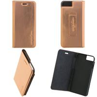 CARPE DIEM Book Case für Apple iPhone 7 / iPhone 8 - Metallic Rose Gold (98397516227)