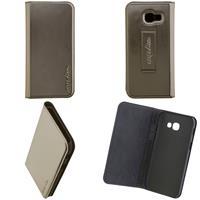 CARPE DIEM Book Case für Samsung Galaxy A5 (2017) - Metallic Anthrazit (98397516232)