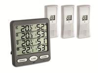 Digitales Thermo-Hygrometer TFA 30.3054.10 (9859590286)