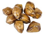 2er Pack Dekosteine Magnificas, 37mm, gold, 250ml (9859921638)