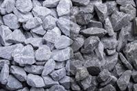 1 Tonne Ardennen Splitt grau 14-22mm, Edelsplitt - gebrochen im Big Bag (9879000028)