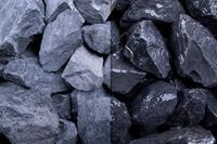 1 Tonne Alpenstein SS -korrosion möglich- 32-56mm, Steinschlag - gebrochen im Big Bag (9879000848)