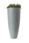 """2in1 Wasserbehälter """"Classic Line"""", 300 l, zinkgrau (9169326111)"""